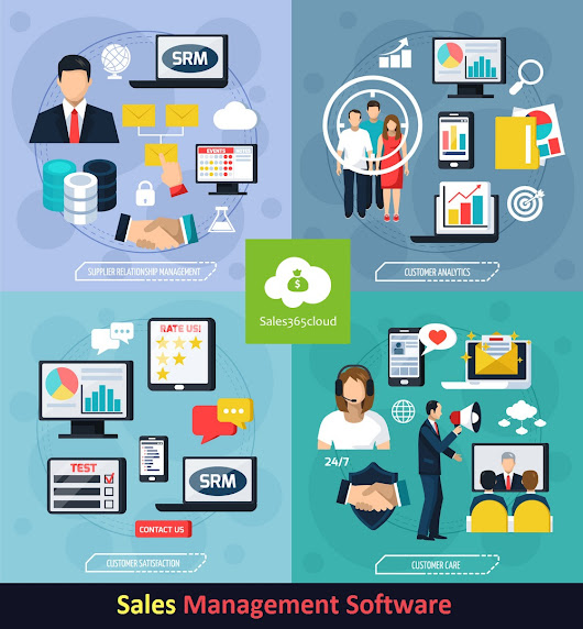 Features of Sales Management Software