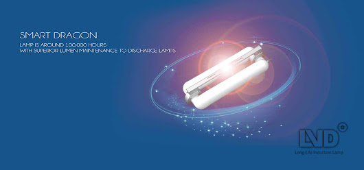 LVD Induction Lamp in Karachi Pakistan | Highly Efficient and High Lumens Lightb