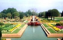 RBhavan Mughal Garden