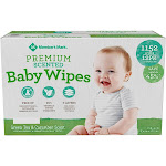 Member's Mark Premium Scented Baby Wipes (1152 Count)