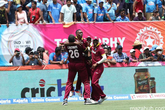 India vs West Indies 2nd T20 Highlights Today 28th August 2016