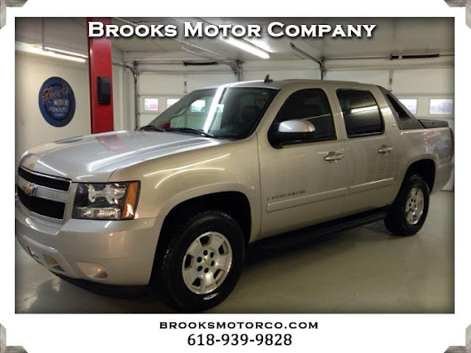 Used 2007 Chevrolet Avalanche for Sale in St Louis MO 63129 Brooks Motor Company