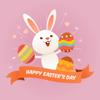 Aman Kumar - Bunny Easter Eggs artwork