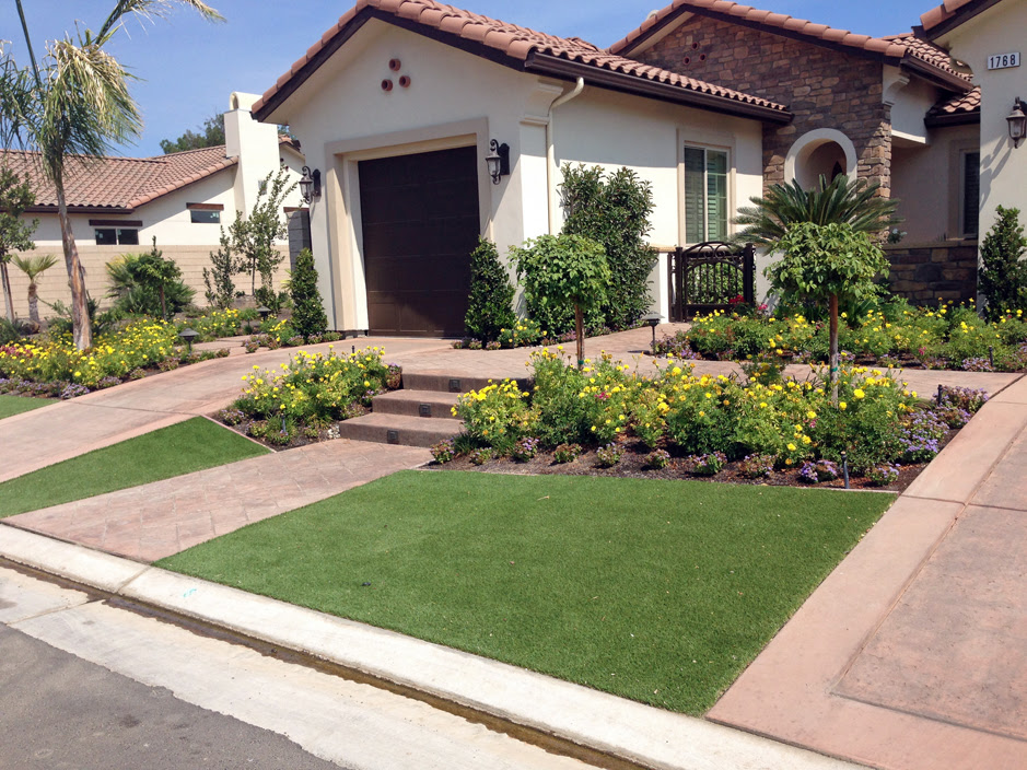 Synthetic Grass Cost Lake Forest California Backyard Deck Ideas