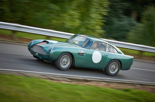 Aston Martin DB4 GT Continuation Series - Exotic Car List