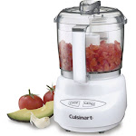 Cuisinart Mini-Prep Plus DLC-2A 3-Cup Food Processor - White