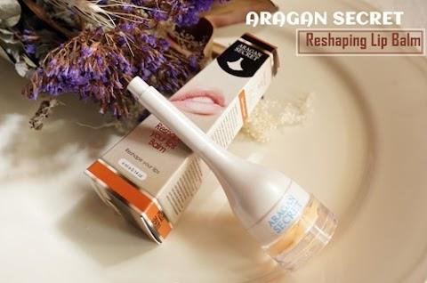 滋潤雙唇 | Aragan Secret Reshaping Lip Balm