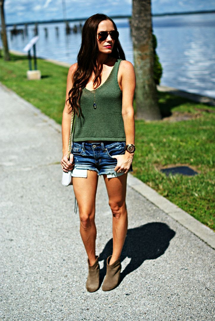 Summer to Fall Outfit