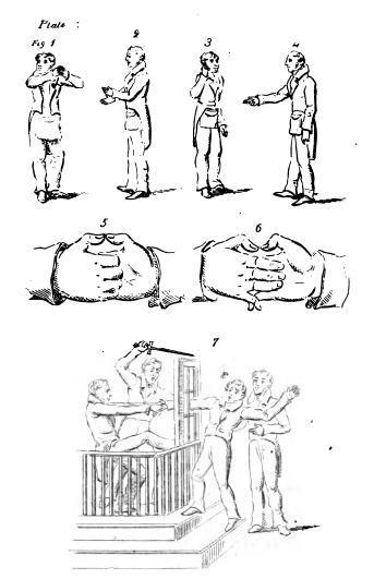Handshake Masonic Secret Symbols