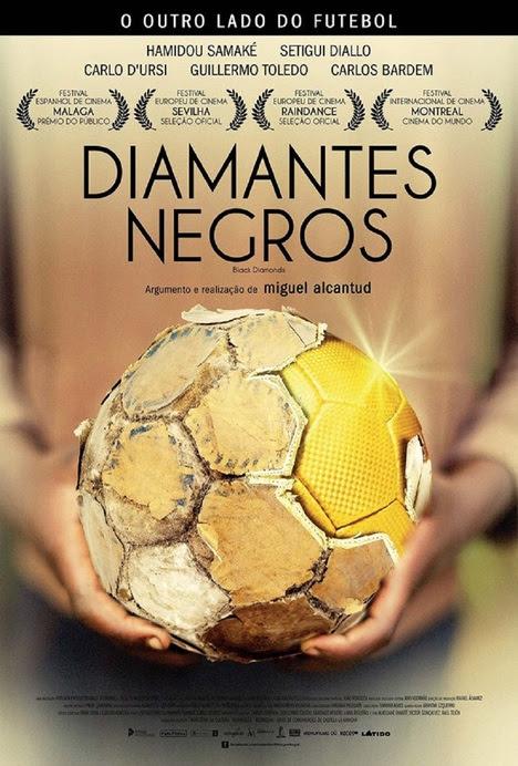 Poster do filme Diamantes Negros