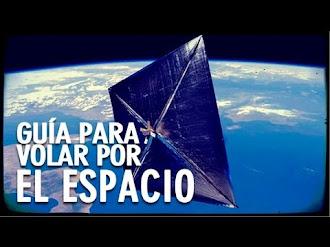 Viaje Espacial Con Veleros Solares