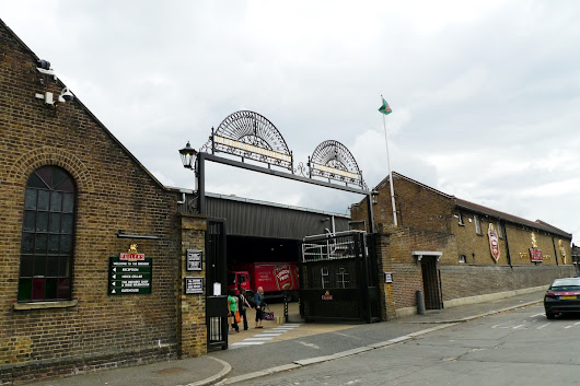 Event spotlight: London Brewers' Alliance Craft Beer Festival at Fuller's Brewery
