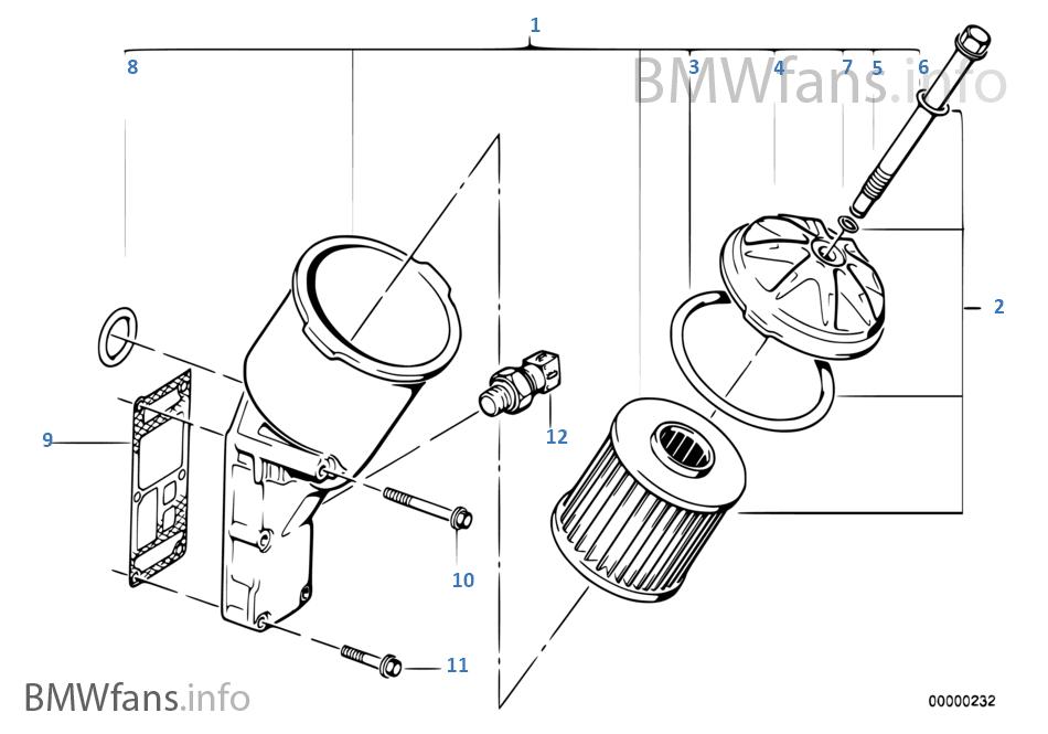 Bmw M40 Oil