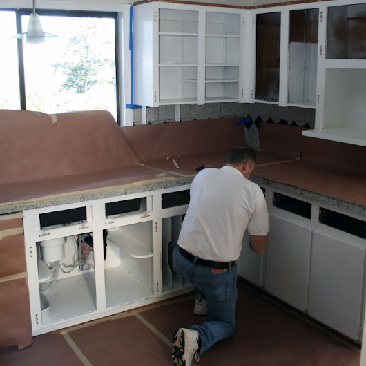 Steps to Surviving a Kitchen Remodel - HOUSTON Cabinet Cures