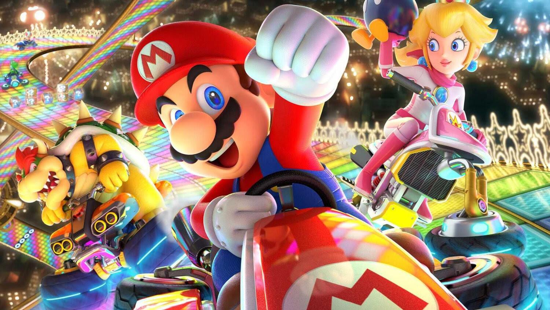 Mario Kart 8 Deluxe Tracks Ranked Part 1 Nintendo Village