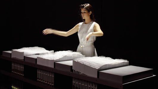 MIT Unveils The Shapeshifting Furniture Of The Future