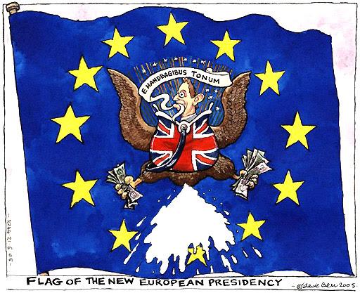 Tony Blair í aðalhlutverki í ESB :)