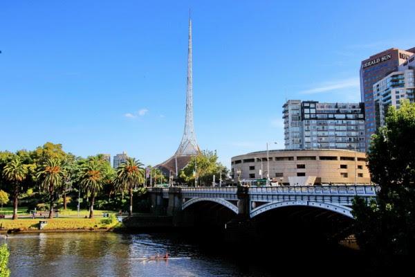 全球十大宜居城市指數(Global Liveability Index)出爐,澳洲墨爾本連續6年穩居最適合居住的城市榜首。(陳明/大紀元)