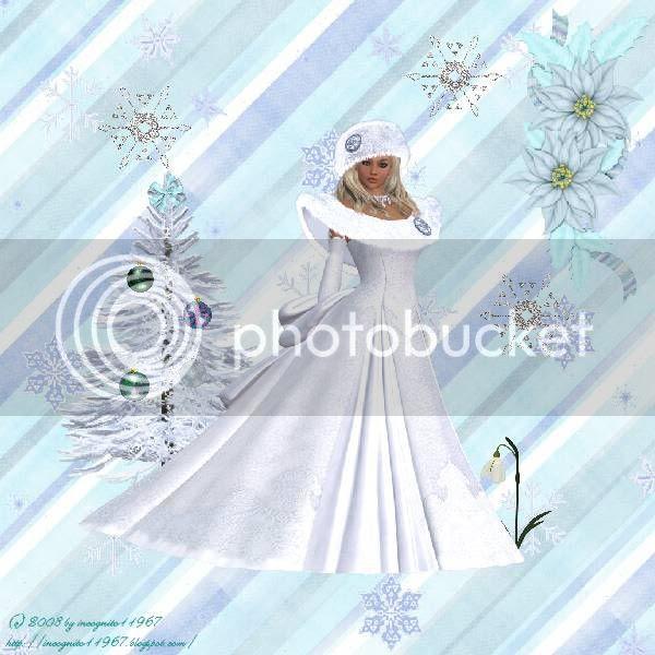 Winter,Poser,Fantasy,Romantic