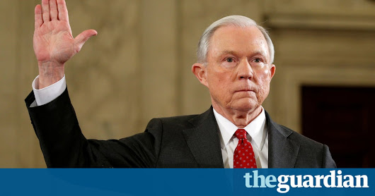 Jeff Sessions met with Russian ambassador twice during Trump election campaign | US news | The Guardian