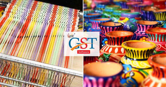 Handloom and Handicrafts Industry Demand Total Exemption From GST