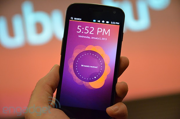 DNP First Ubuntu smartphone will launch without an app store
