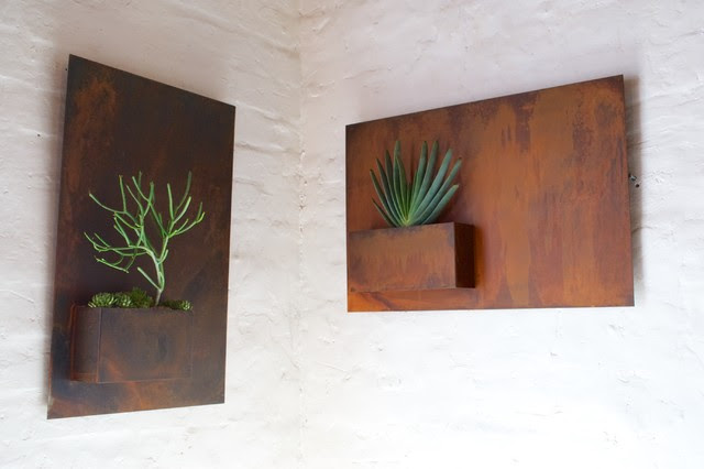 City Planters - Modern - Outdoor Pots And Planters - los ...