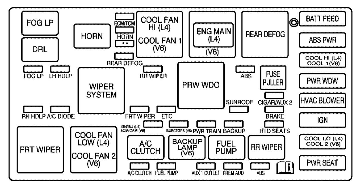 2008 Saturn Astra Engine Diagram