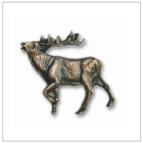 Rustic Cabinet Hardware - Wildlife Cabinet Knobs and Pulls