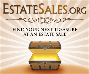 Find and advertise estate sales at EstateSales.org