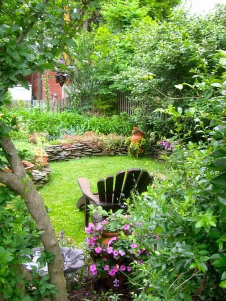 6 Small Garden Decoration Ideas   1001 Gardens