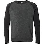 Alternative Eco-Fleece Champ Colorblocked Crewneck Sweatshirt