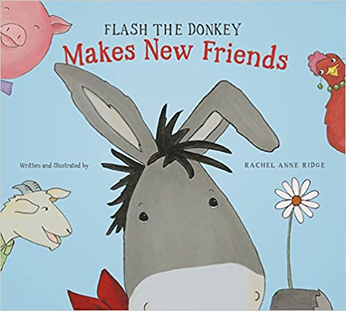 Whimsical Picture Book about the True Value of Friendship