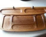 Mans jewellery tray, wood, vintage