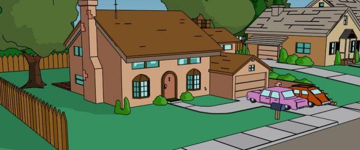 Así reaccionaron los Simpson al ver que su predicción presidencial se hizo realidad