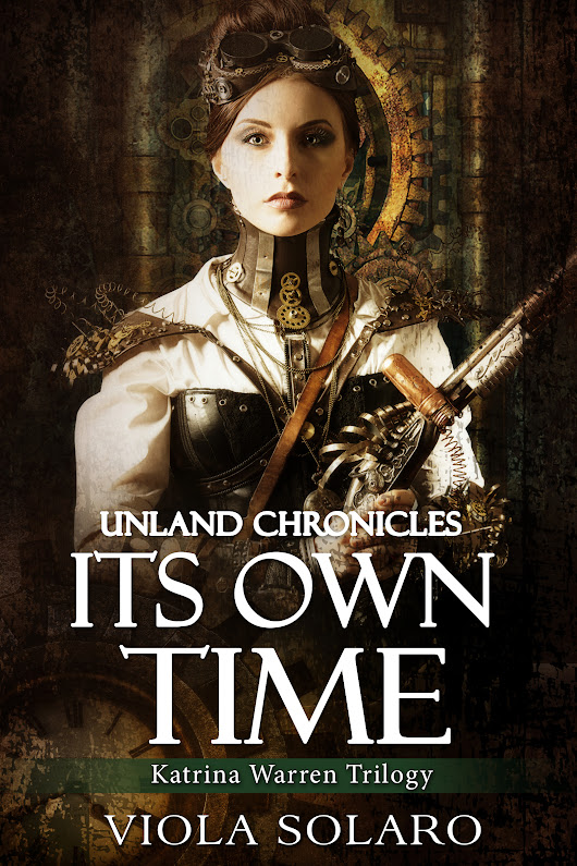 """Its Own Time"" by Viola Solaro (Science Fiction Romance)"
