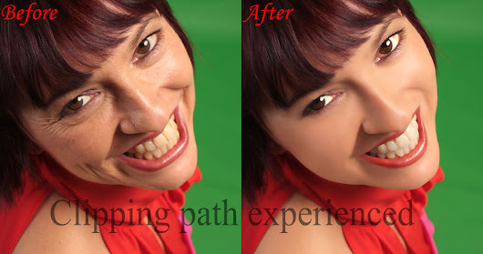 Photo Retouching Service Can Change Your Appearance Dramatically By Retouching Out Any Flaw From The Image. Here Is An Example Of Beauty Retouching.