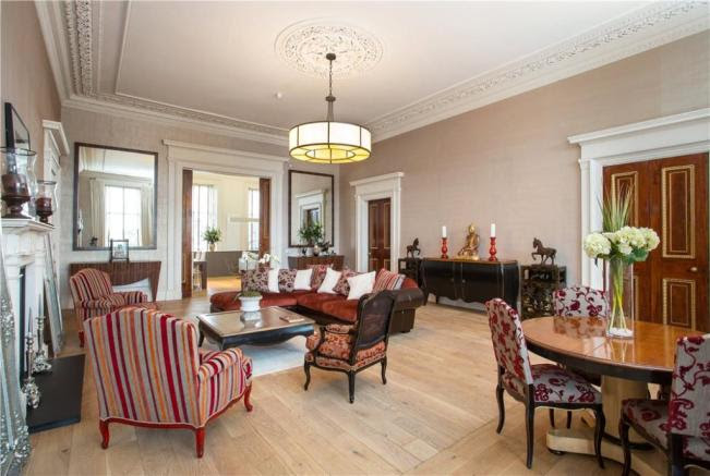 4 bedroom flat for sale in Atholl Crescent, West End ...
