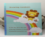 Japanese kawaii B5 Note Book - Drawing Rainbow