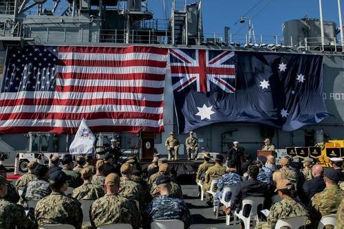 Más tropas y aviones estadounidenses se desplegarán en Australia después de que se revele el nuevo pacto 'Contra China'
