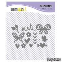 Набор чипборда от Lemon Owl - Plans for Today, Chipboard kit #03 - ScrapUA.com