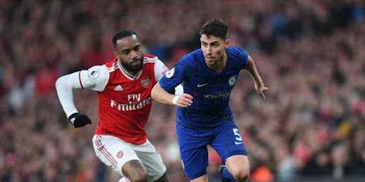 Avatar of Key stats from Arsenal vs Chelsea - Jorginho and Tariq Lamptey impress