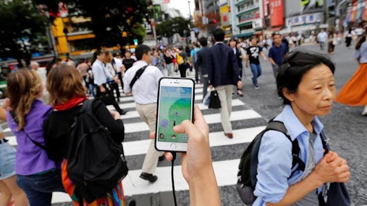 "Gadgets 360 on Twitter: ""Japanese Truck Driver Playing Pokemon Go Kills Pedestrian  """