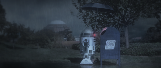 'Star Wars'-Inspired Short 'Artoo in Love' is Filled with CG Awesomeness
