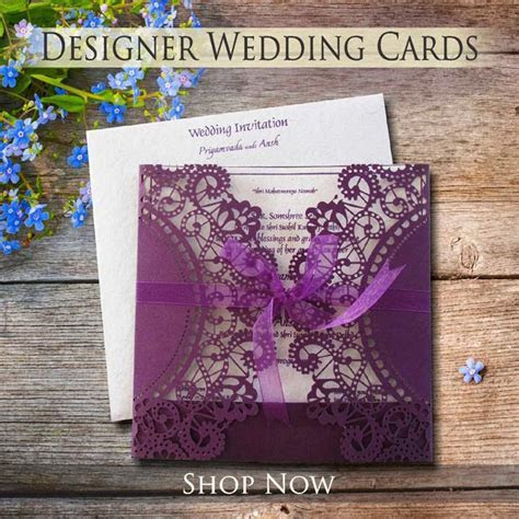 Indian Wedding Cards & Invitations   Hindu, Muslim