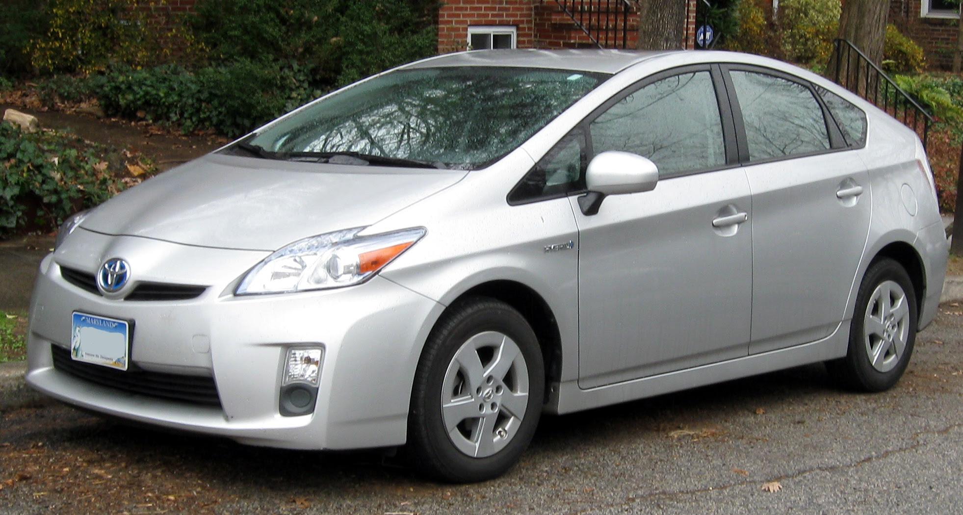 Description 2010-2011 Toyota Prius -- 12-21-2011.jpg