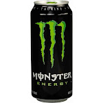 Monster Energy Drink, Original Green (16 oz. cans, 24 ct.)