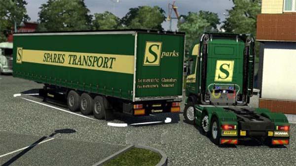 Sparks Profiliner