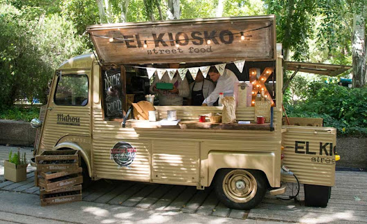 MadrEat Food Truck Market | Whats On | Best In Spain