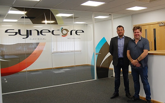 UK M&E Contractor Relocates to Sittingbourne Kent | Synecore Hospitality M&E